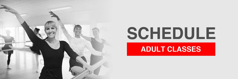 Adult Schedule