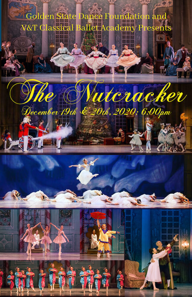 V & T Dance Academy Nutcracker 2020